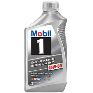 Mobil 1 15w 50