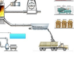 Coal fired power plant schematic mobil industrial lubricants yes use the touch version sciox Choice Image