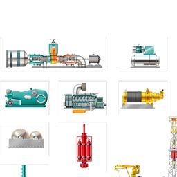 Offshore drilling rig schematic   Mobil™