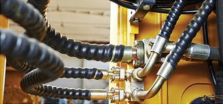 Exmark Hydraulic Leak