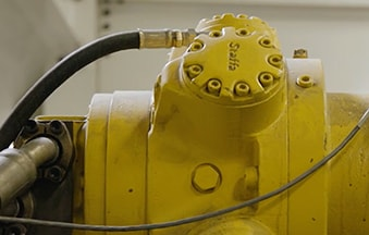 Energy Program Verifies Hydraulic Oil Technology | Mobil™