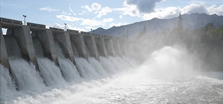 hydroelectric industry and turbine lubricants mobil