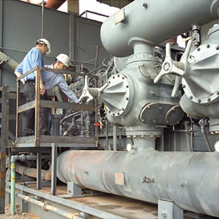 gas compressor. natural gas compressor lubrication guidelines