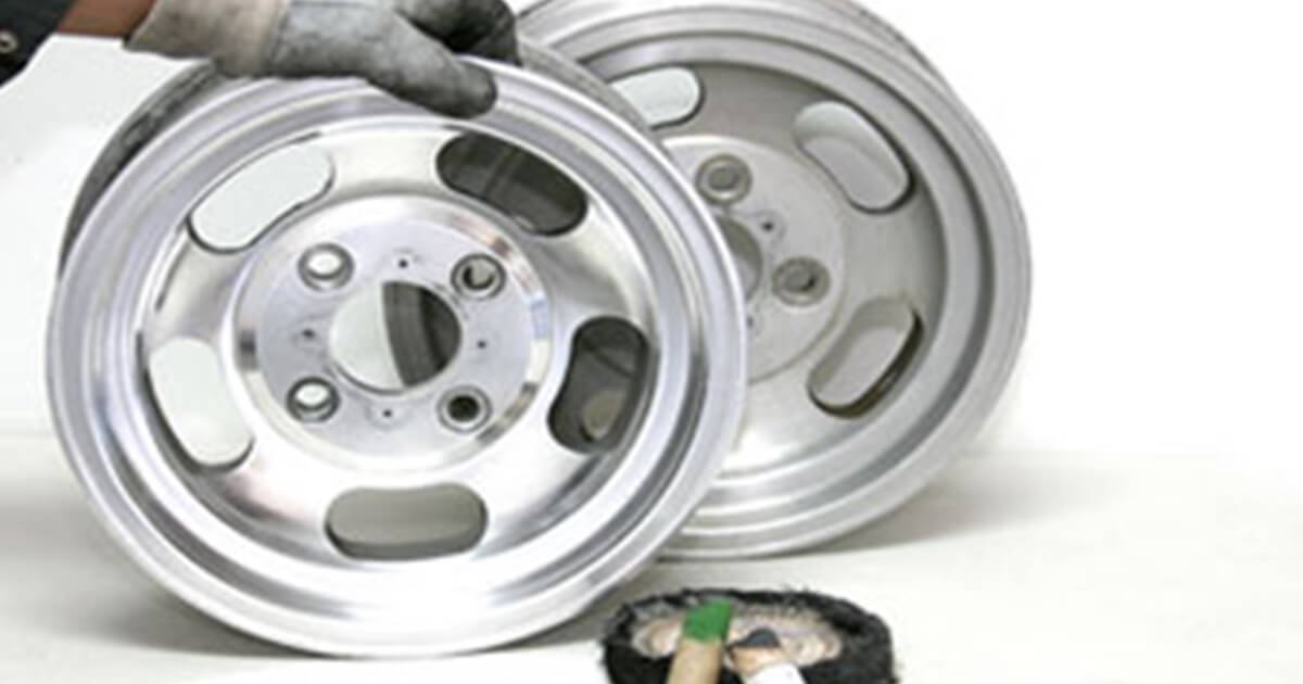 How To Buff And Polish Aluminum Wheels