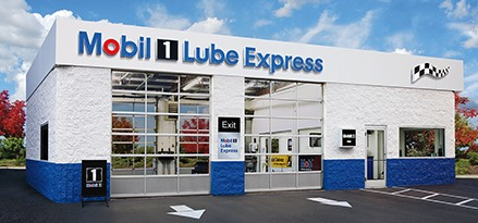 Open A Mobil 1 Lube Express Oil Change Facility Mobil