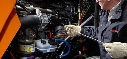 Optimized Oil Drain Interval | Mobil Delvac™ Engine Oils