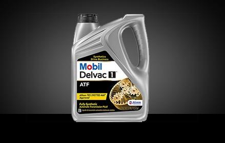 Mobil Delvac 1™ ATF | Mobil Delvac™ Transmission Fluids
