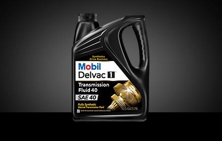 Mobil Delvac 1™ Transmission Fluid 40 | Mobil Delvac