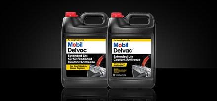 Extended Life coolant/antifreeze   Mobil Delvac™