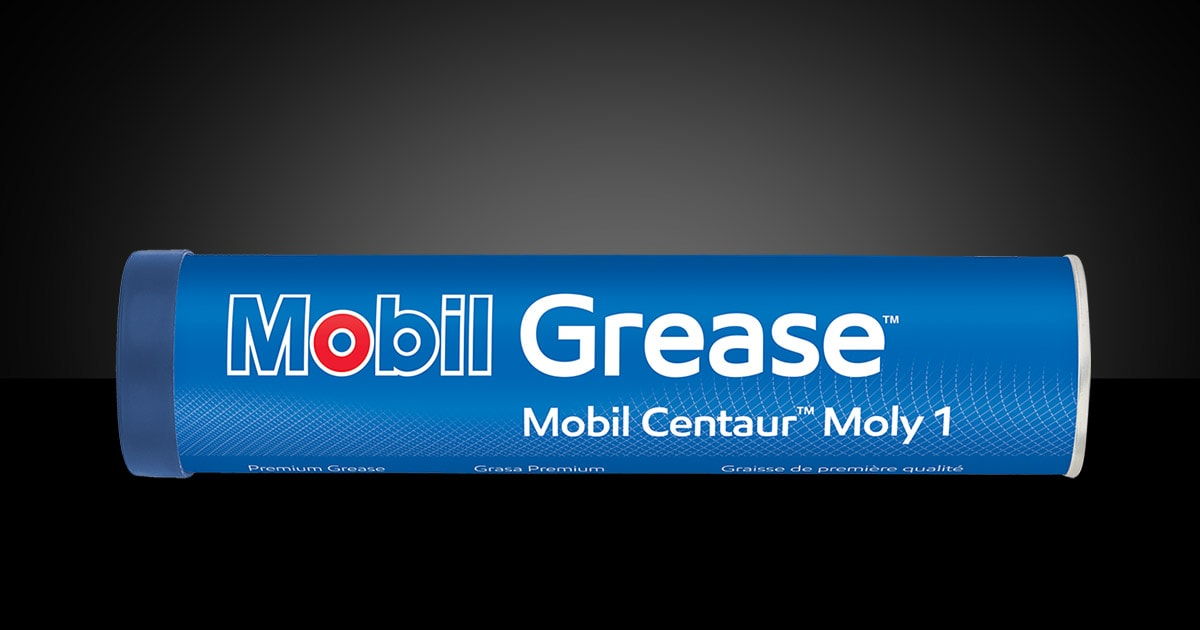 Mobil Centaur™ Moly Series greases | Mobil Delvac™ Grease
