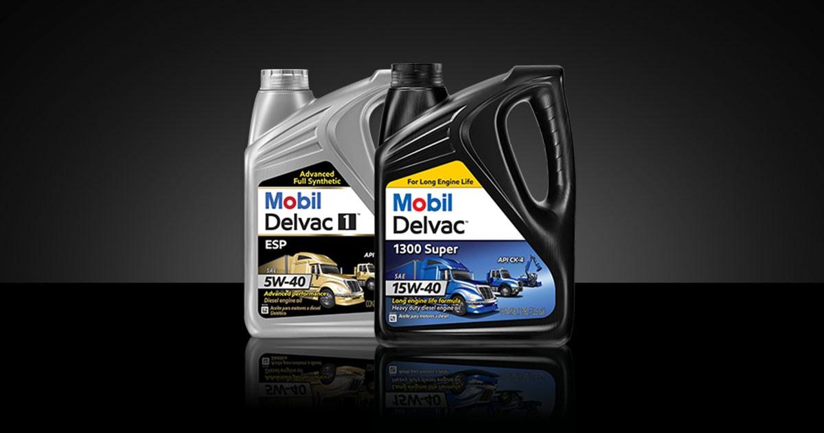 Rebates promotions mobil delvac engine oils for Mobil motor oil rebate